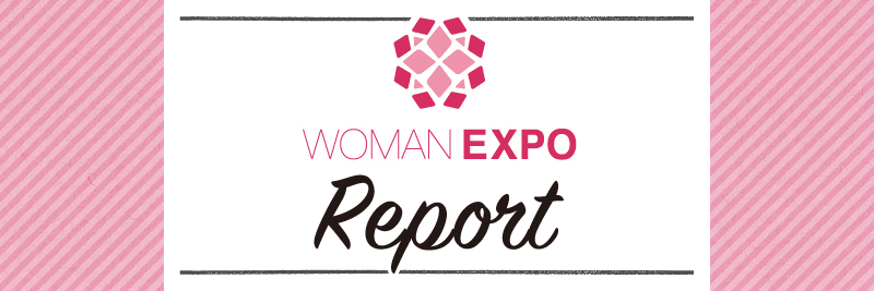 WOMAN EXPOレポート